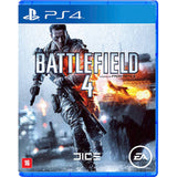BATTERFIELD 4 - NOVO - PS4
