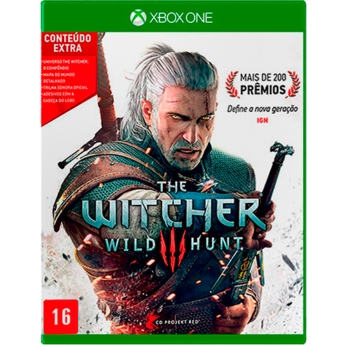 THE WITCHER: WILD HUND - SEMINOVO - XBOX ONE