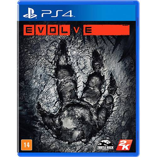 EVOLVE - SEMINOVO - PS4