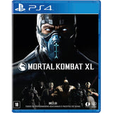 MORTAL KOMBAT XL - SEMINOVO - PS4