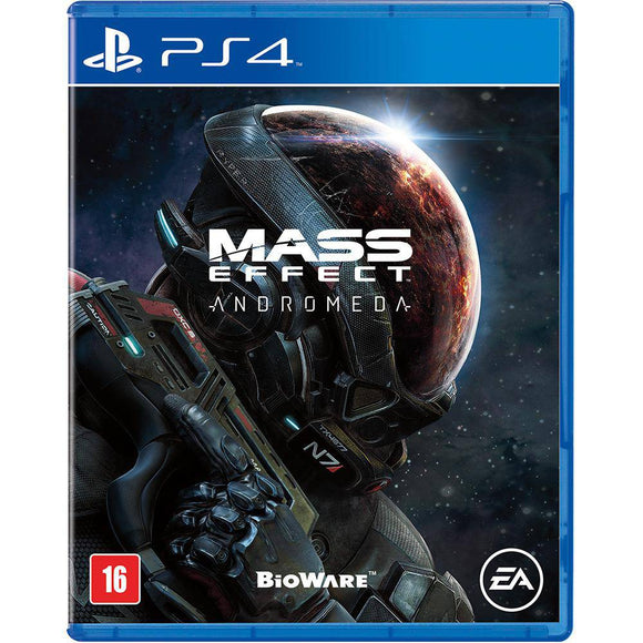 MASS EFFECT: ANDROMEDA - SEMINOVO - PS4