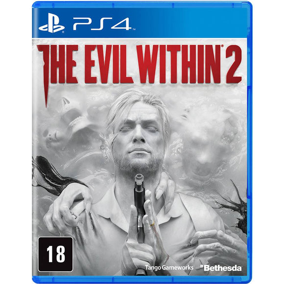 THE EVIL WITHIN 2 - SEMINOVO - PS4
