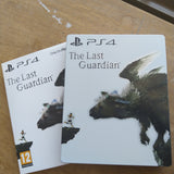 THE LAST GUARDIAN Special Edition Steelbook - SEMINOVO - PS4