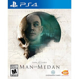 THE DARK PICTURES: MAN OF MEDAN PS4 - NOVO - PS4