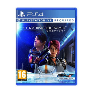 LOADING HUMAN CHAPTER 1 VR - SEMINOVO - PS4