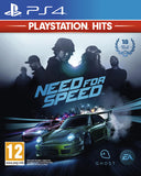 NEED FOR SPEED - NOVO - PS4