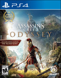 ASSASSIN'S CREED: ODYSSEY - NOVO - PS4