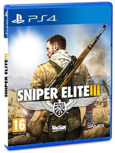 SNIPER ELITE 3 - SEMINOVO - PS4