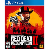 RED DEAD REDEMPTION 2 - NOVO - PS4
