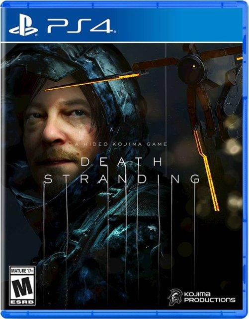 DEATH STRANDING - NOVO - PS4 - ENCOMENDA