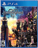 KINGDOM HEARTS 3 - NOVO - PS4