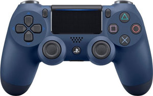 Comando PS4 DualShock 4 Midnight Blue