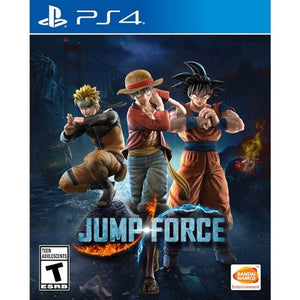 JUMP FORCE - NOVO - PS4