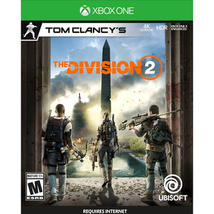 TOM CLANCY'S THE DIVISION 2 - NOVO - XBOX ONE