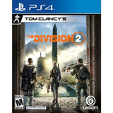 TOM CLANCY'S - THE DIVISION 2 - NOVO - PS4