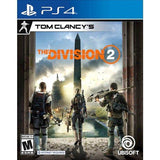 TOM CLANCY'S - THE DIVISION 2 - SEMINOVO - PS4