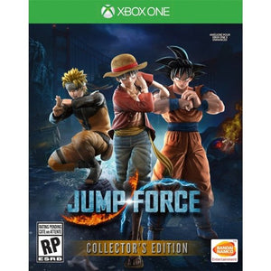 JUMP FORCE - NOVO - XBOX ONE