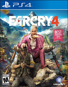 FAR CRY 4 - NOVO - PS4