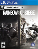 RAINBOW SIX SIEGE - NOVO - PS4