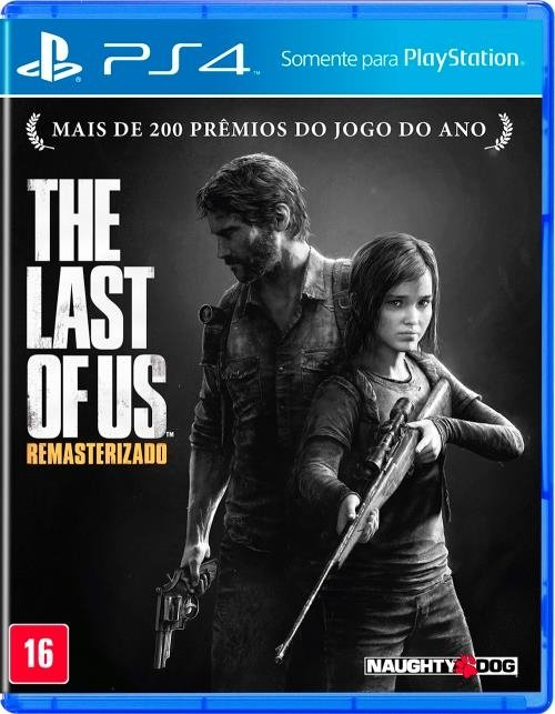 THE LAST OF US: REMASTERED - SEMINOVO - PS4