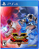 STREET FIGHTER V: CHAMPION EDITION - NOVO - PS4