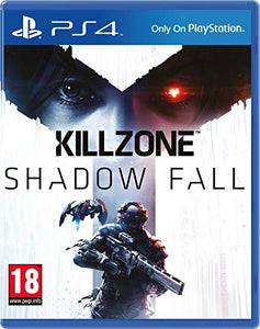 KILLZONE SHADOW FALL - SEMINOVO - PS4