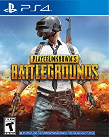 BATTLEGROUNDS - NOVO -PS4