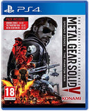 METAL GEAR SOLID V - SEMINOVO - PS4