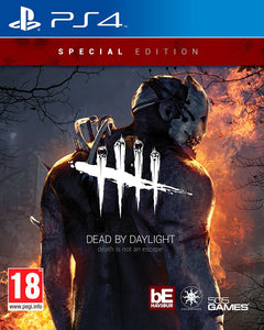 DEAD BY DAYLIGHT: SPECIAL EDITION - NOVO - PS4