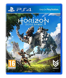 HORIZON ZERO DAWN - SEMINOVO - PS4