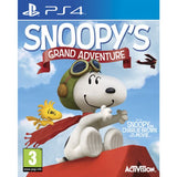SNOOPY'S: GRAND AVENTURE - SEMINOVO - PS4
