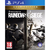 TOM CLANCY´S RAINBOW SIX SIEGE GOLD EDITION - SEMINOVO - PS4