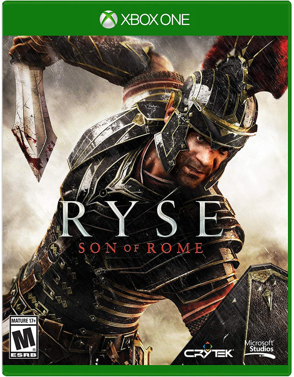 RYSE: SON OF ROME - SEMINOVO - XBOX ONE