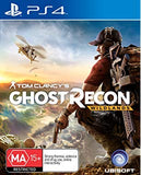 GHOST RECON WILDLANDS - NOVO - PS4