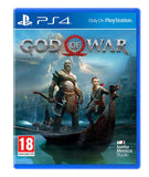GOD OF WAR - NOVO - PS4