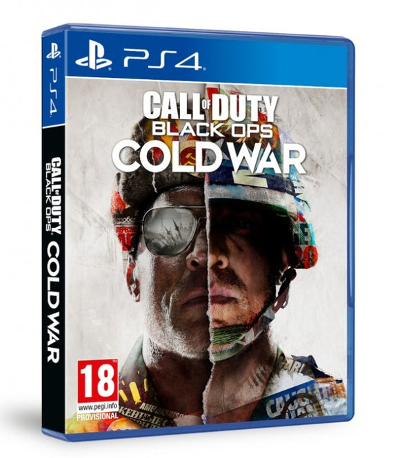 CALL OF DUTY COLD WAR War - NOVO - PS4/PS5 - ENCOMENDA -