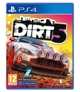 DIRT 5- NOVO - PS4/PS5 - ENCOMENDA -
