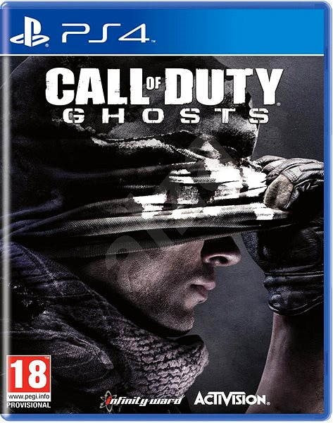 CALL OF DUTY: GHOST - SEMINOVO - PS4