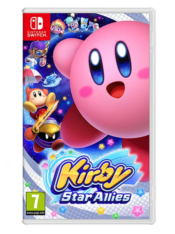 KIRBY STAR ALLIES - NOVO - NINTENDO SWITCH - ENCOMENDA -