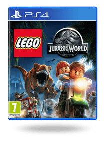 LEGO JURASSIC WORLD - NOVO - PS4