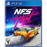 NEED FOR SPEED HEAT - NOVO - PS4