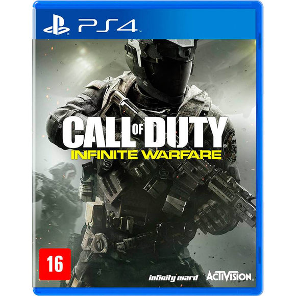 CALL OF DUTY INFINITE WARFARE - SEMINOVO - PS4