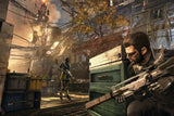 DEUS EX: MANKIND DIVIDED - NOVO - PS4