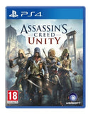 ASSASSIN'S CREED UNITY - SEMINOVO - PS4