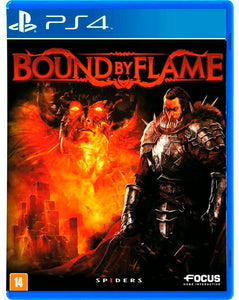 BOUND BY FLAME - NOVO - PS4