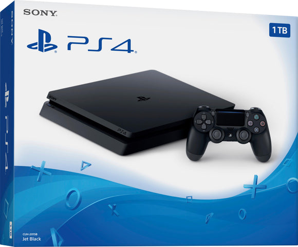 PLAYSTATION 4: SLIM - NOVO - 1TB
