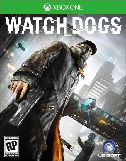 WATCH DOGS - SEMINOVO - XBOX ONE
