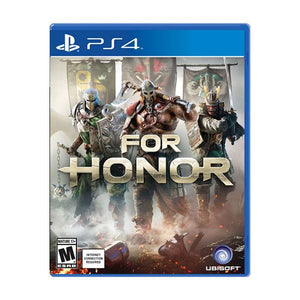 FOR HONOR - SEMINOVO - PS4