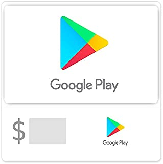 GOOGLE PLAY eGIFT CARD - Envio por Email/WhatsApp