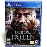 LORDS OF THE FALLEN - SEMI-NOVO - PS4